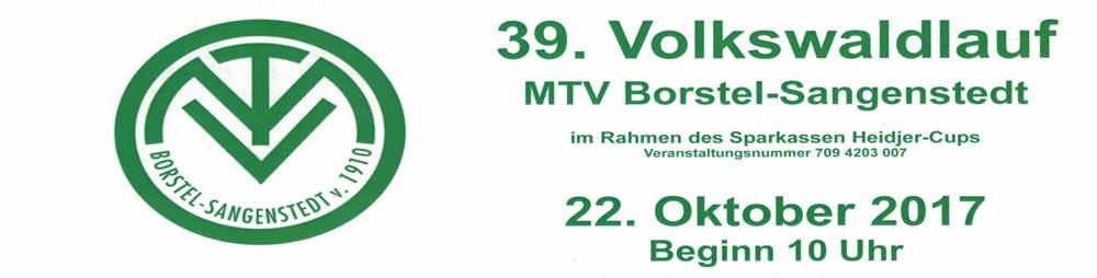 Startseite Volkslauf MTV Borstel