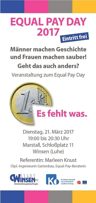 Equal PayDay©Stadt Winsen (Luhe)